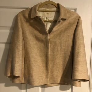 Classic short waisted blazer from Paris
